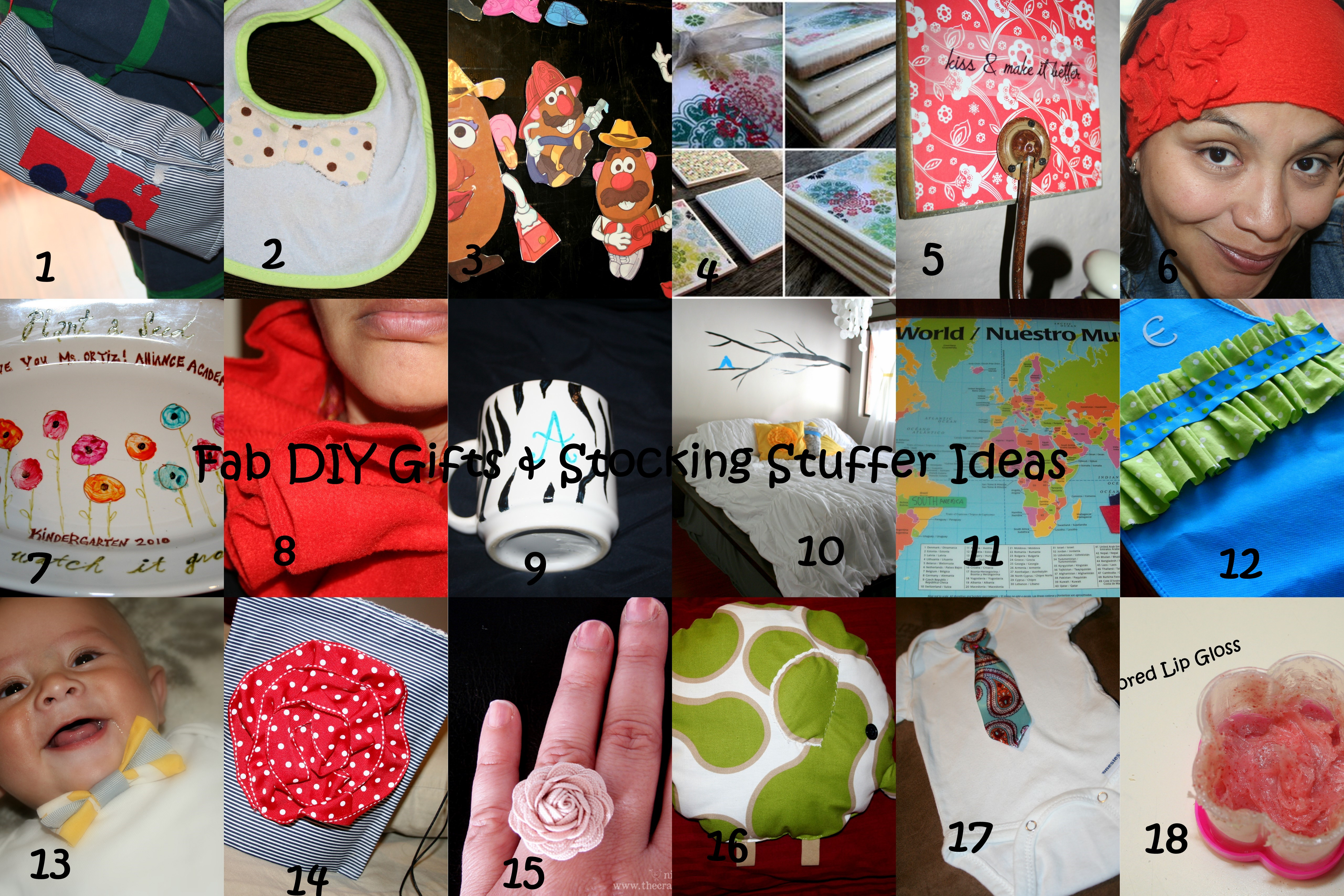 Fab diy gifts and stocking stuffer ideas for under 10 for Good ideas for stocking stuffers