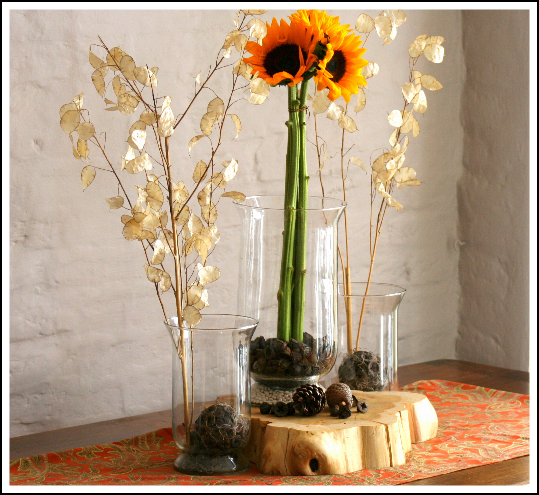 creating fall tablescapes - inspiredfamily