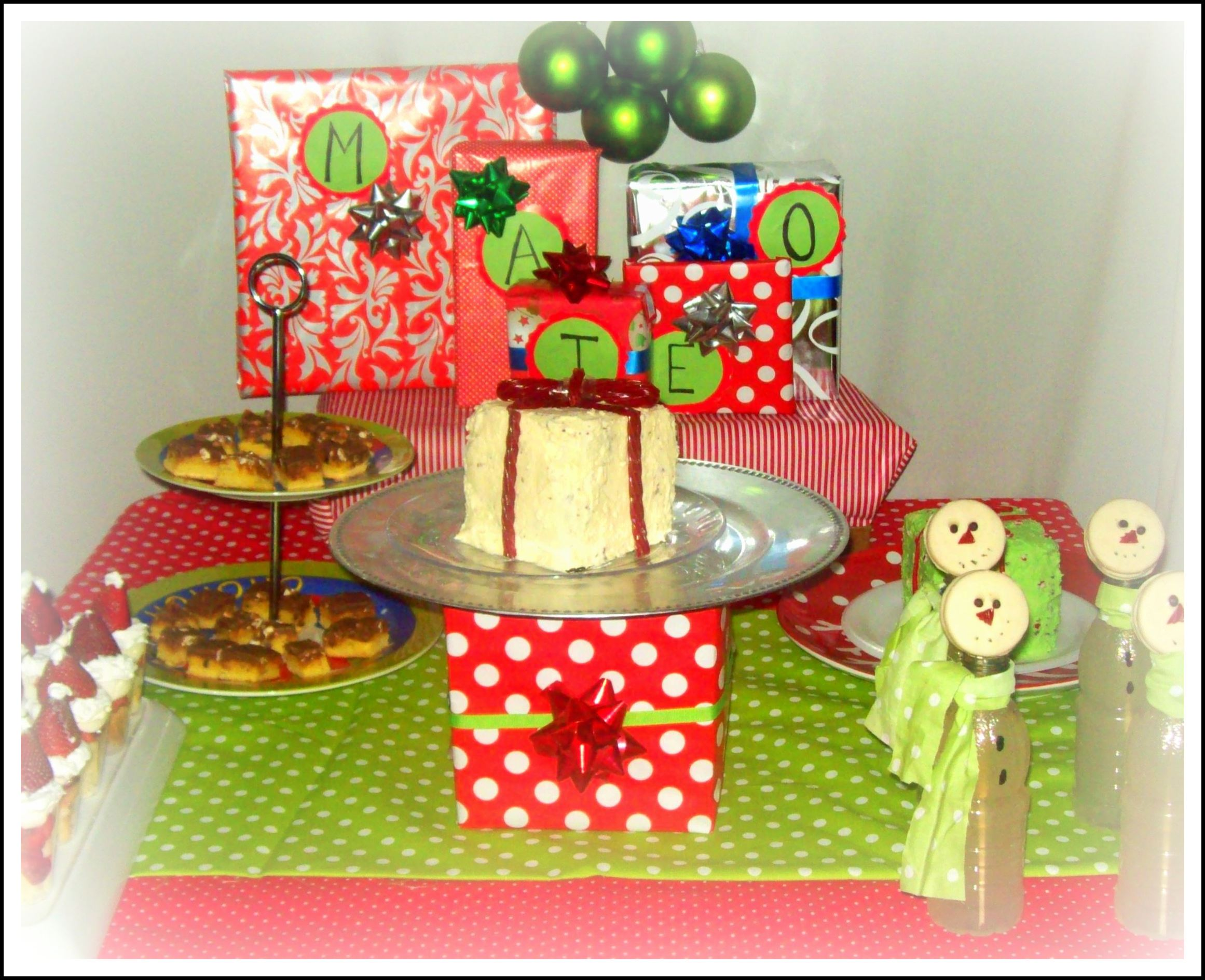 kids christmas party games - Childrens Christmas Party Decoration Ideas