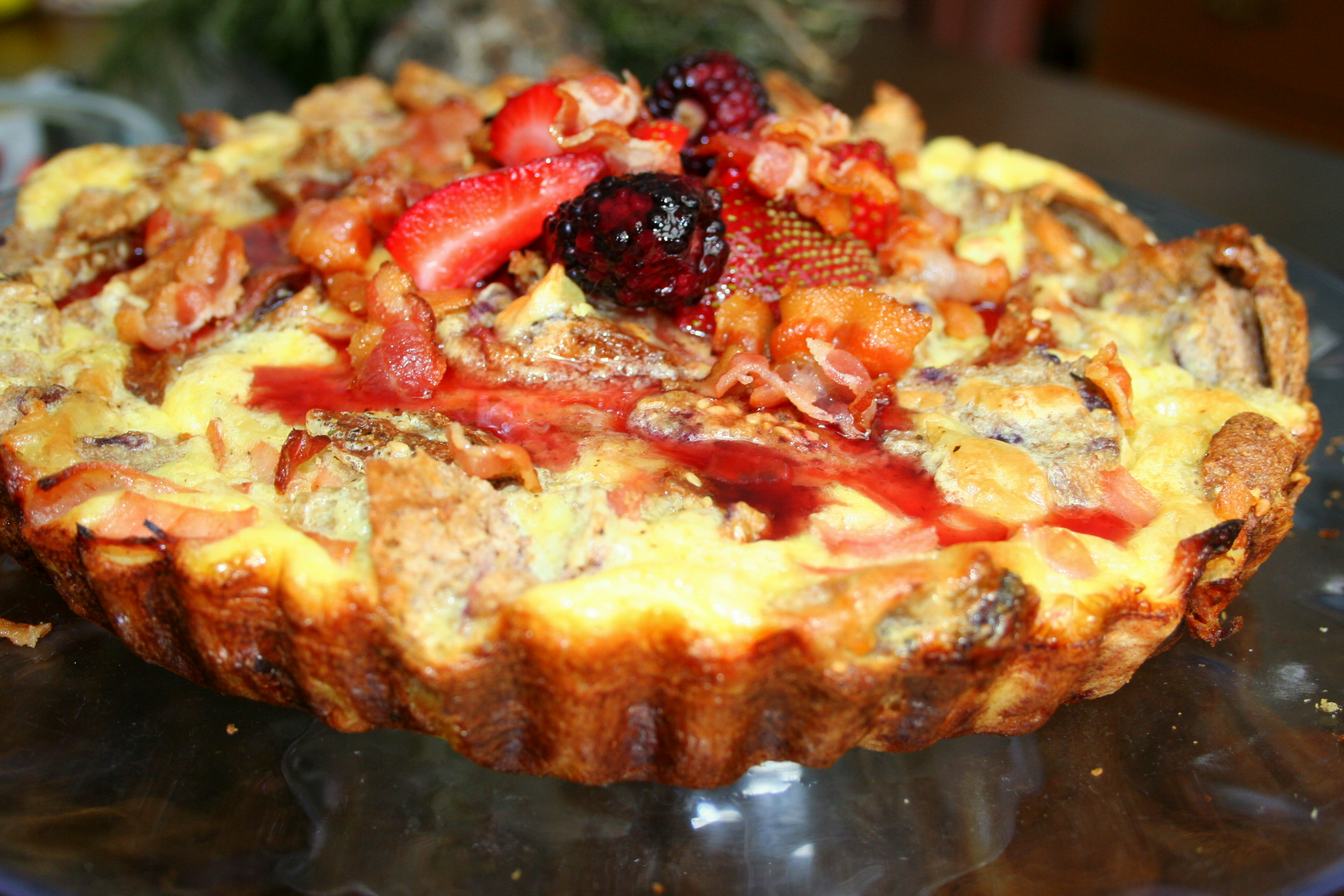 berries and bacon breakfast casserole this is one of my most used breakfast casseroles recipes
