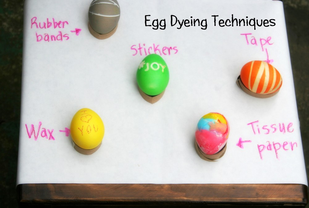 Egg Dyeing And Drying Tips Techniques Inspired By Family