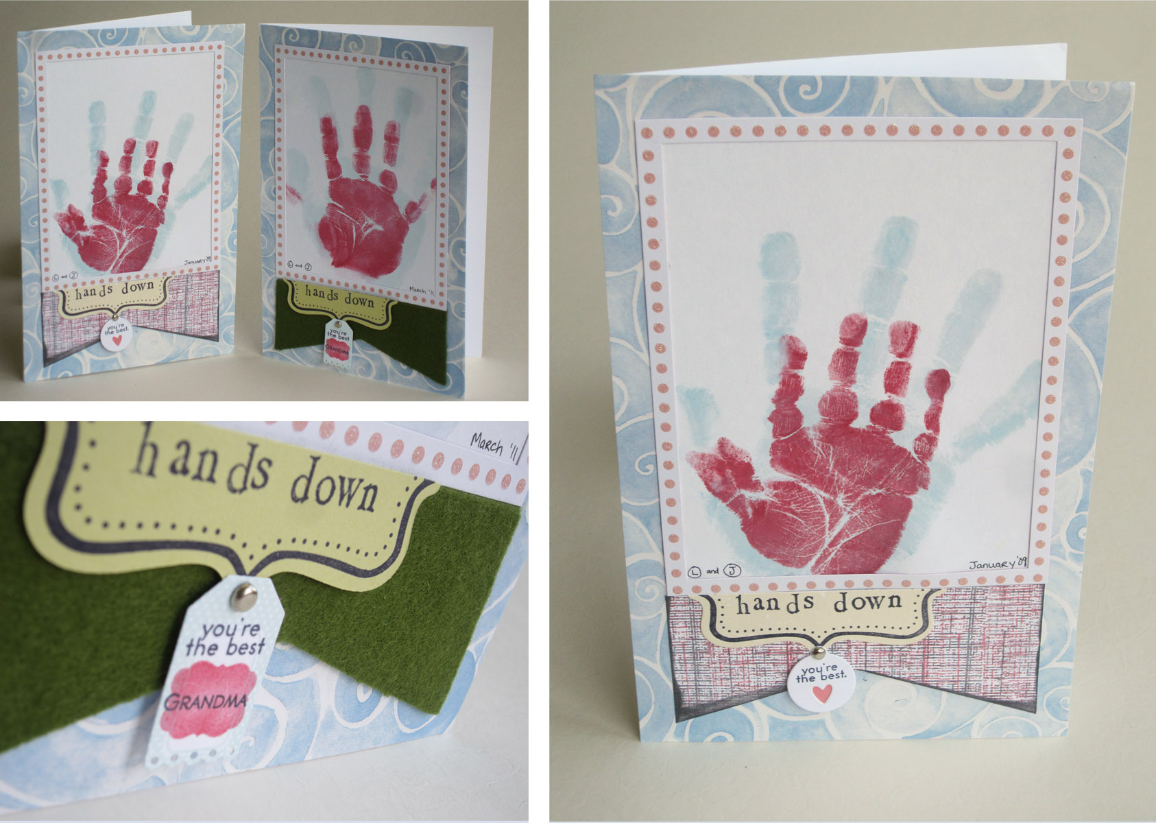 creative mother's day cards part 2  inspiredfamily