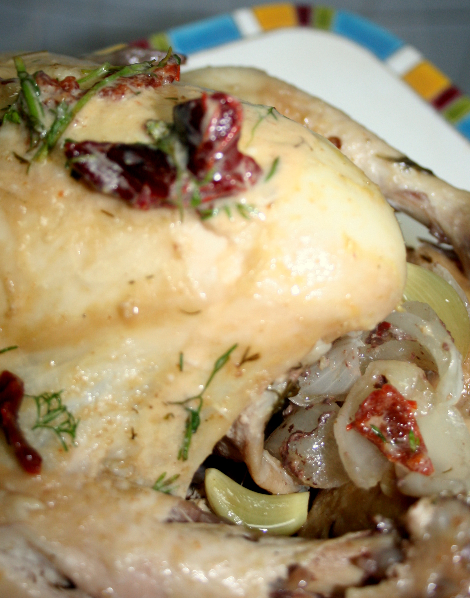Chipotle Coconut Roasted Chicken (Crockpot) | Inspired by ...