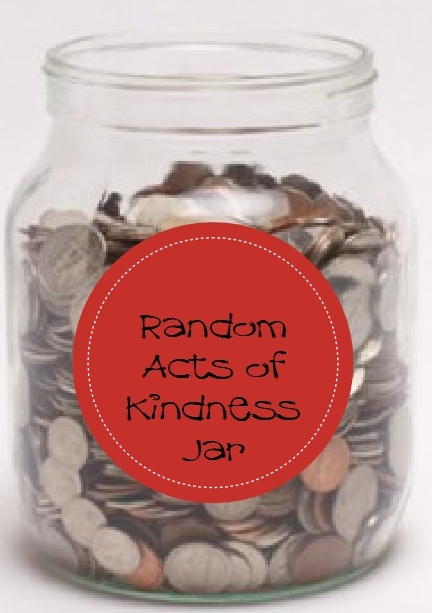 Random Acts Of Kindness Coin Jar Inspired By Family