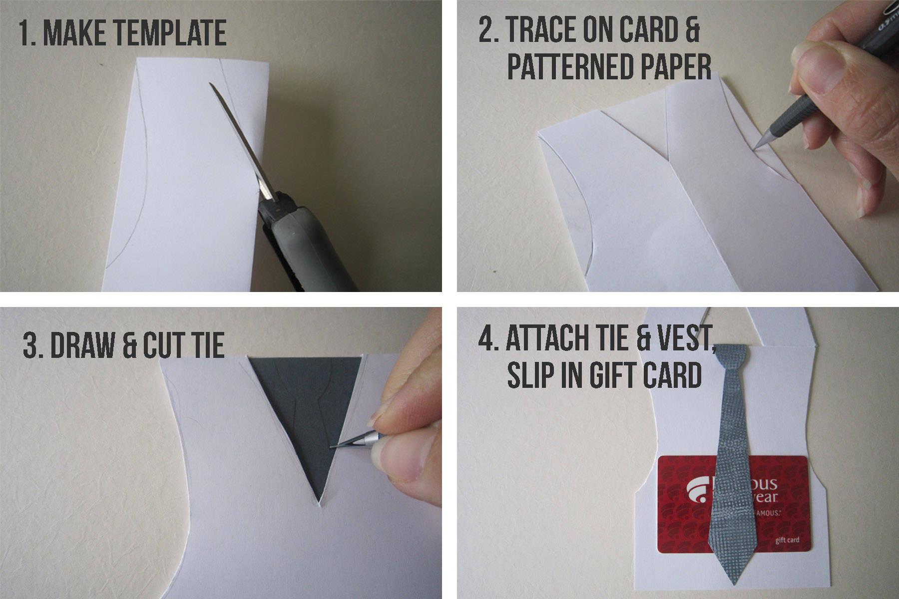 Origami Shirt Tutorial - Make an Origami Shirt and Tie | The ... | 1200x1800