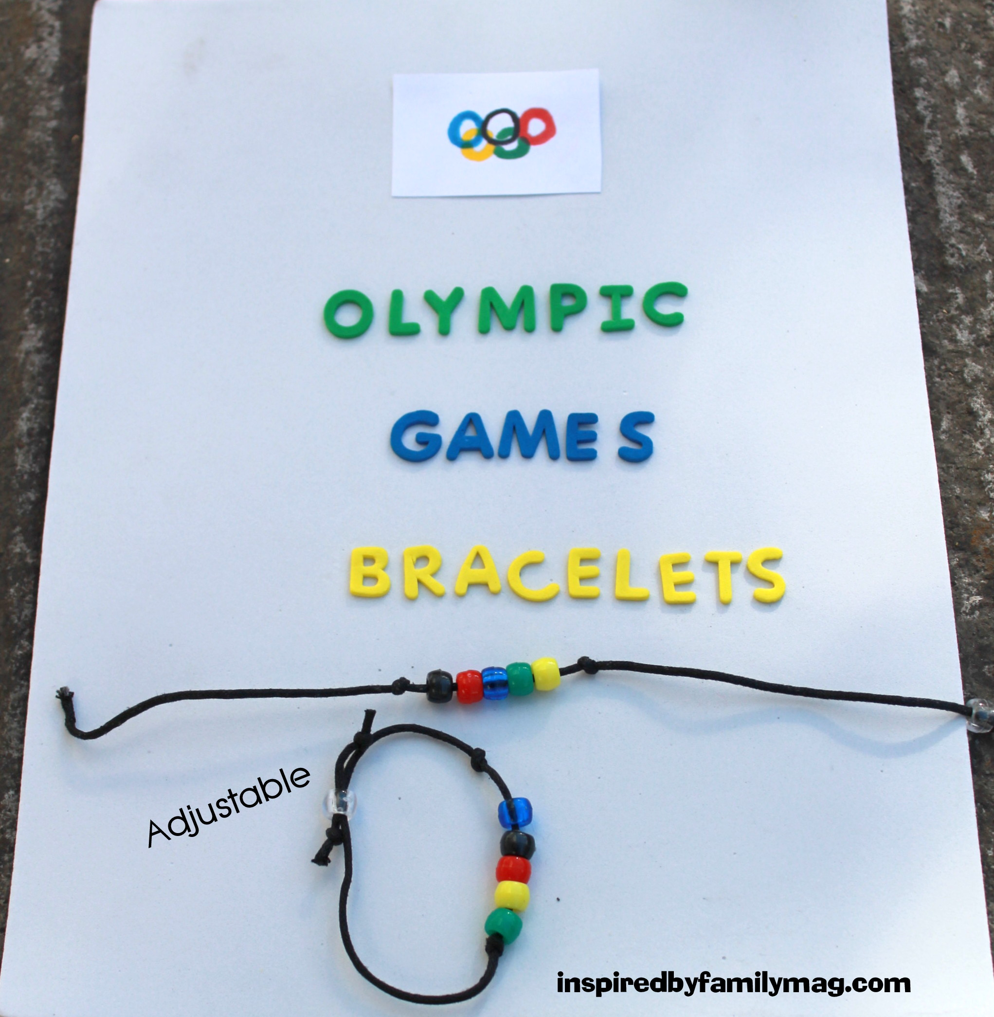 The Olympics for Kids: Games, Crafts and Treats