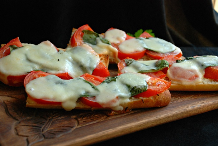 Caprese Bruschetta | Inspired by FamiliaInspired by Familia