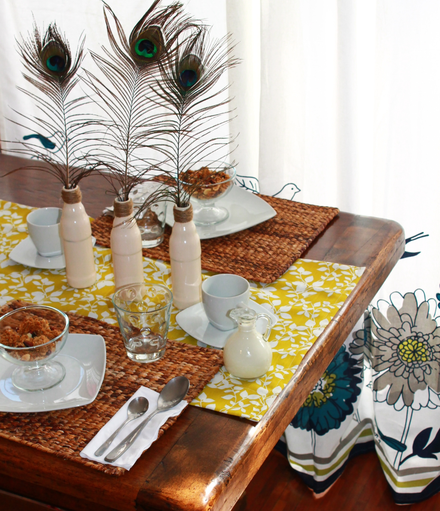 Modern Fall Tablescape On A Budget Inspired By Family