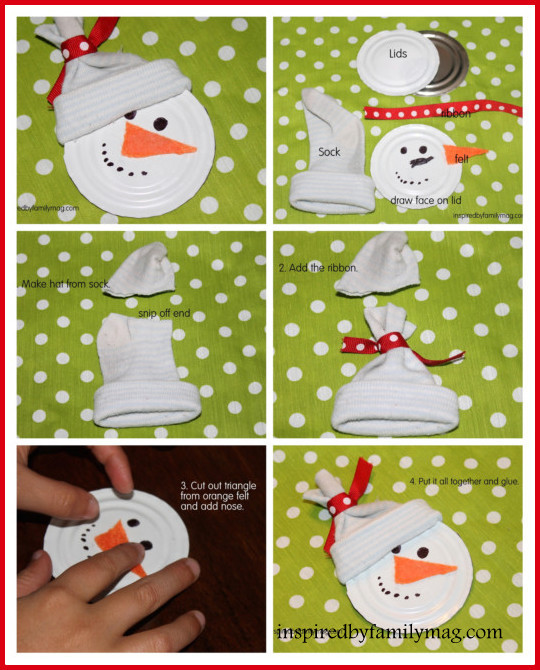 This project is similar to the one for making fall leaves, except instead you will be making snowflakes. The supplies you need are again really basic: the glue gun and hot glue, parchment paper (not wax paper), and nail polish (for the color).