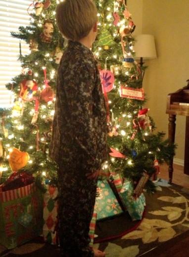christmas shopping on a budge