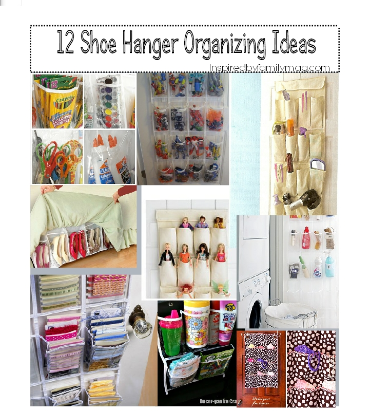 11 Ideas For A Perfectly Organized Kitchen: Organize Your Home: 12 Ways To Declutter Using Pocket