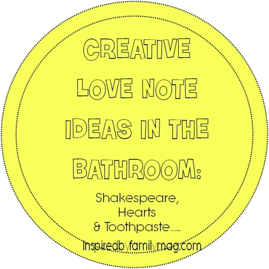 creative love note ideas 2