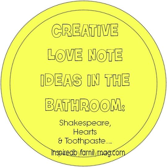 creative love note ideas 2