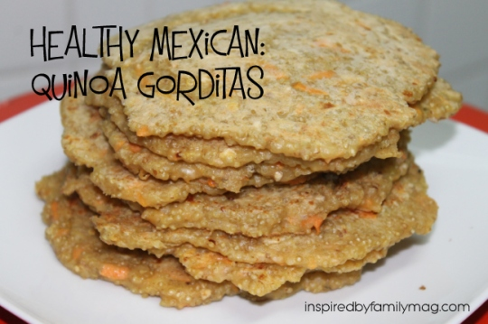 quino gorditas- healthy mexican