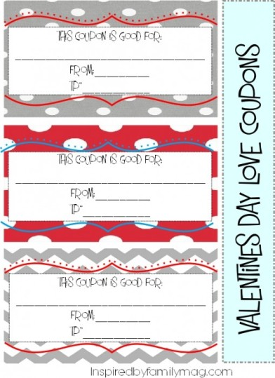 love coupon template for word - valentine 39 s day activity love coupons for the family