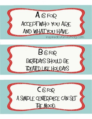tips for holiday parties 1