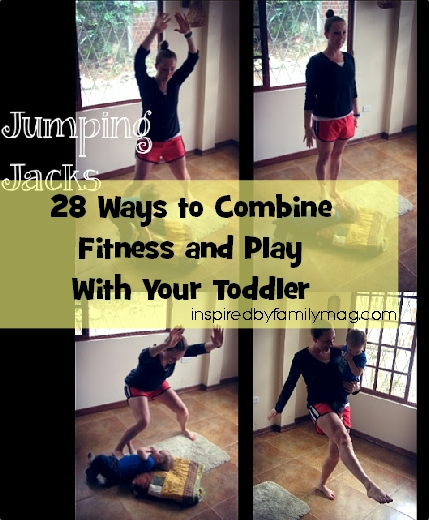 28 ways to combine fitness and play
