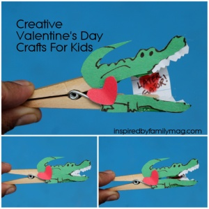 easy valentine's day card for kids