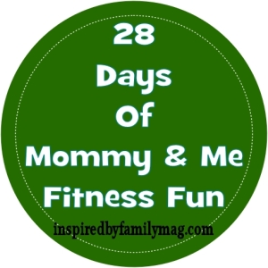 fitness fun with kids mommy and me