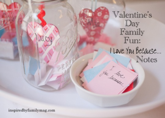 valentines day family activity