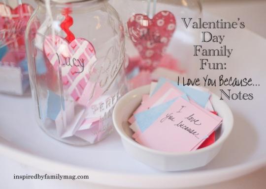 valentines day family activity