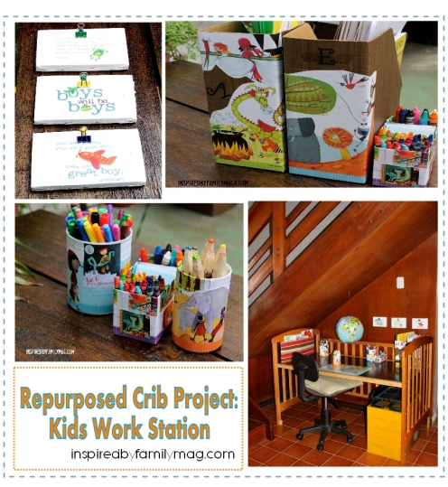 kids work station