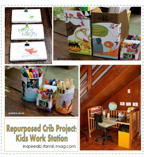 kids work station