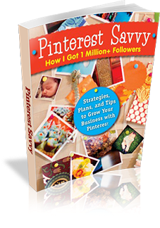 pinterest savvy book