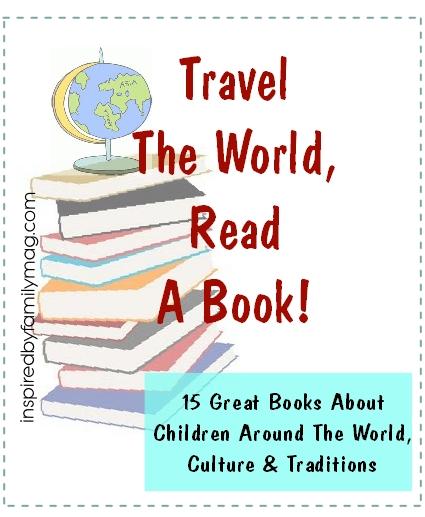 15 great books about children around the world