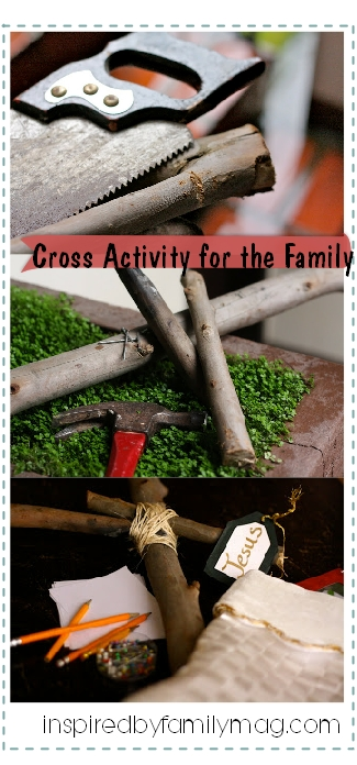 cross activity for the family