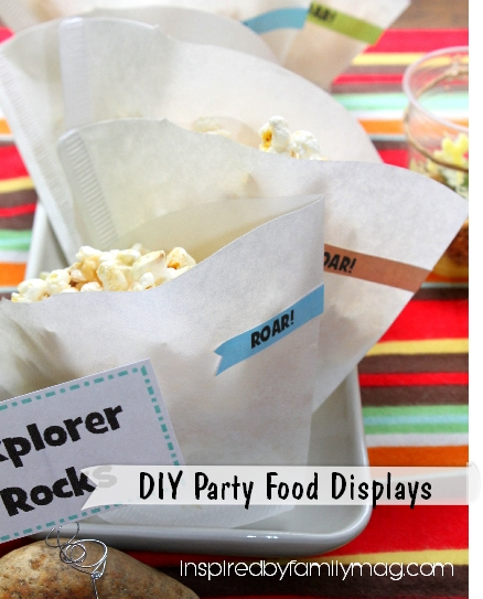 diy party food displays