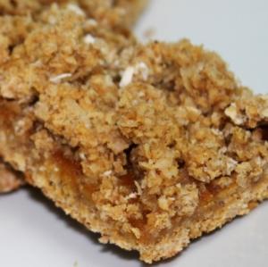 homemade granola bites