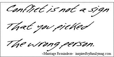 marriage reminders 1