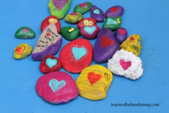 share the love stones