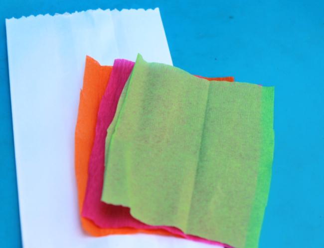 how to make papel picado