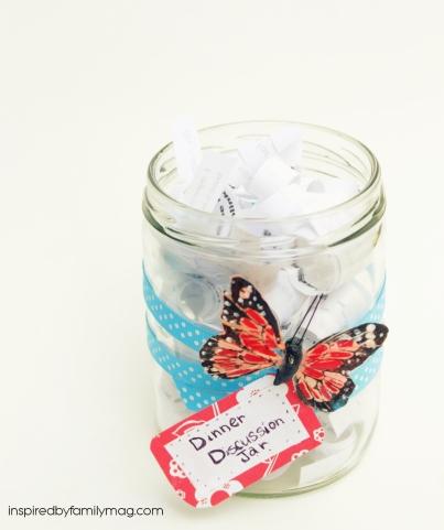 repurposed jar craft