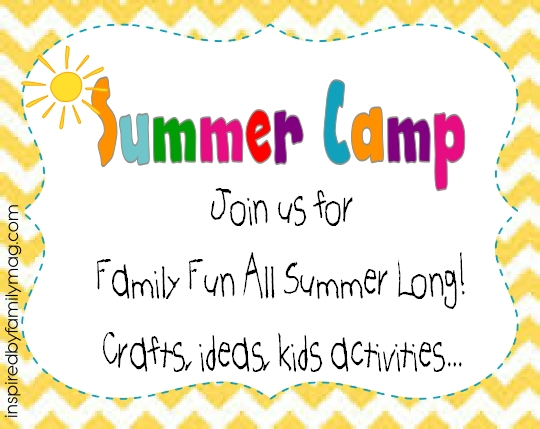 Virtual Summer Camp with Babble #summercamp #crafts #activities