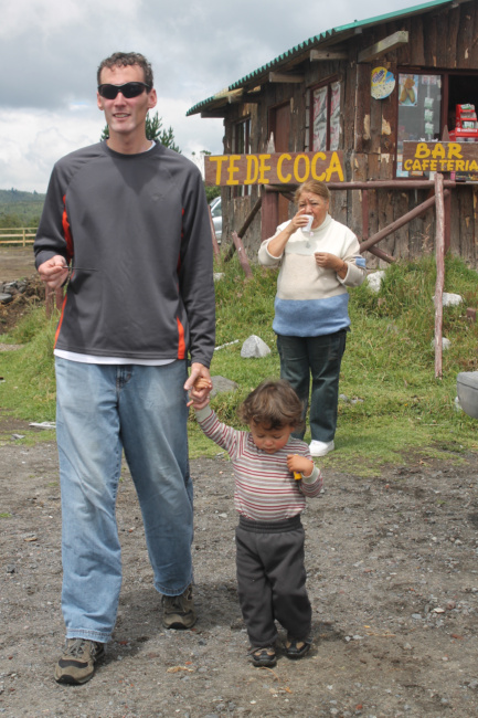 cotopaxi trip as a family